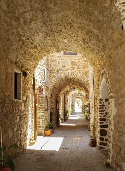 Chios Island Greece - Unique Places to Visit in Greece Mesta