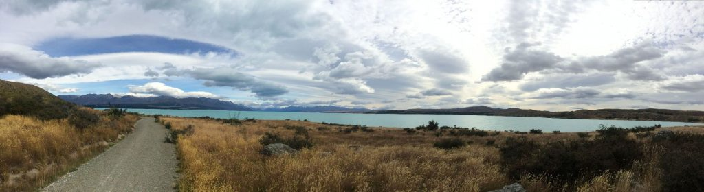 Panoramic South Island Roadtrip