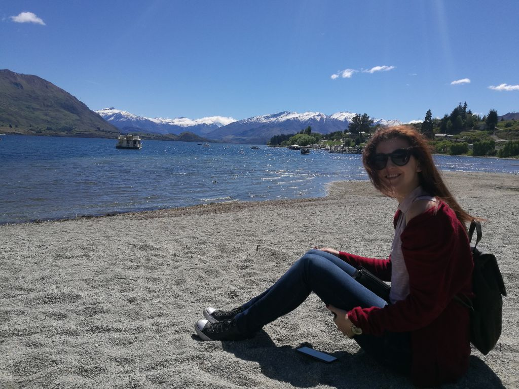 Wanaka New Zealand Lake