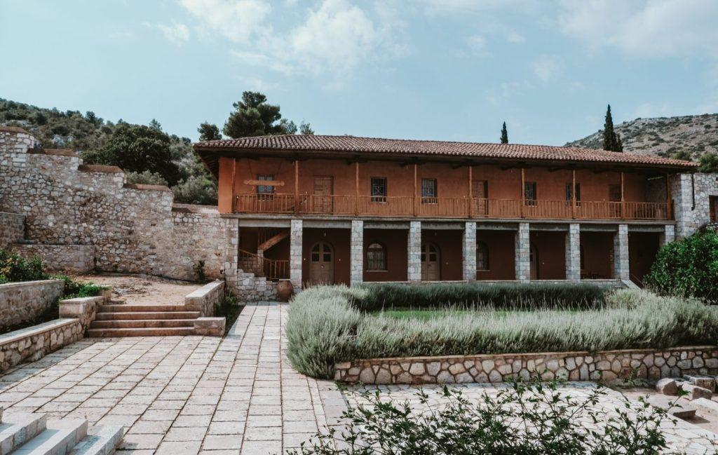 Agia Moni Nunnery