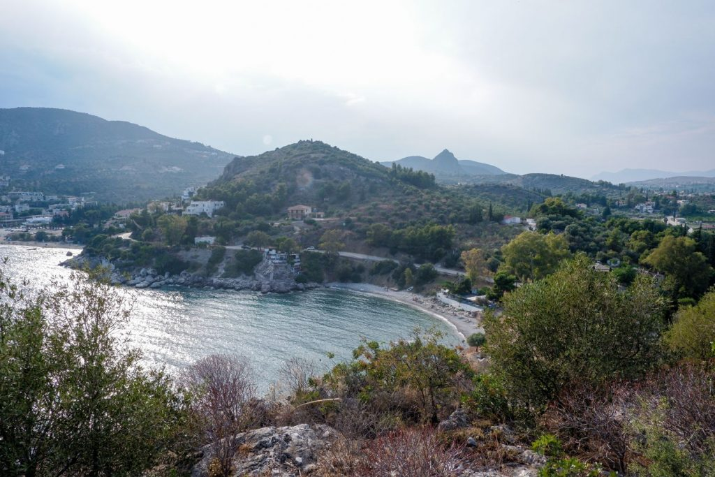 Kastraki Beach Tolo Greece