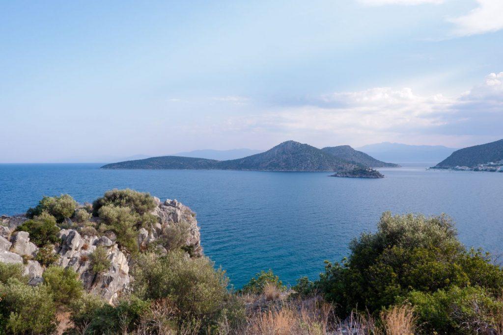 Islands Tolo Greece