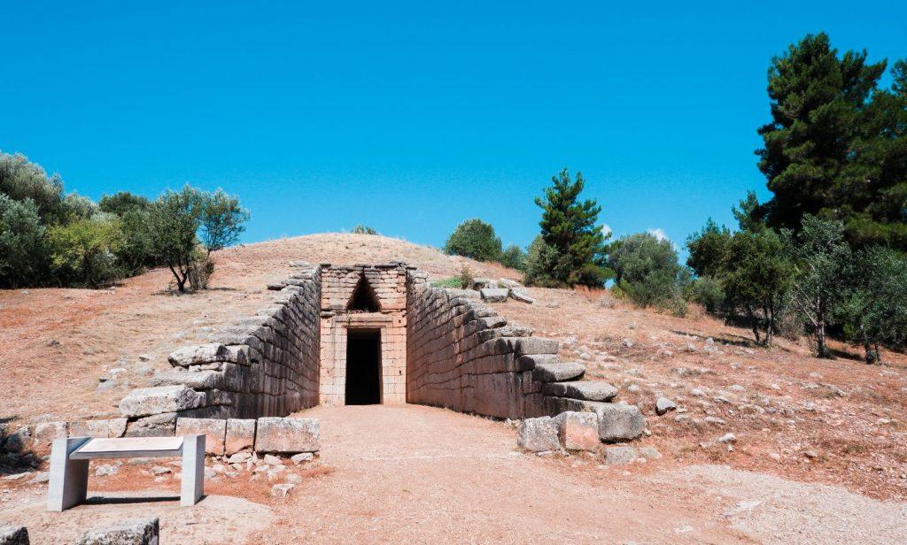 Mycenae Agamemnon Tomb