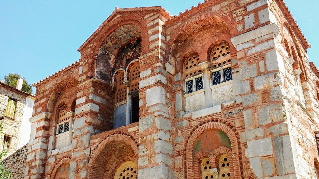 Osios Loukas Monastery - Livadia Things to Do