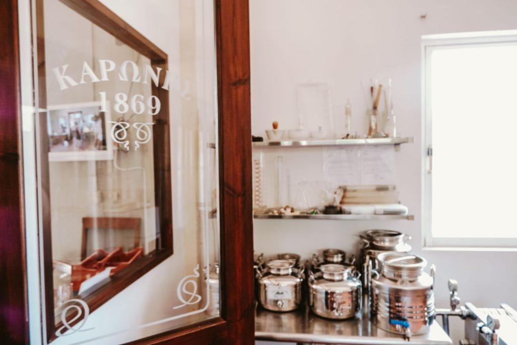 Ouzo Karonis Greece