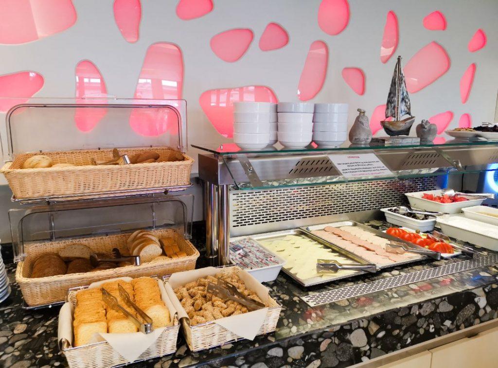Paradise Lost Breakfast Buffet