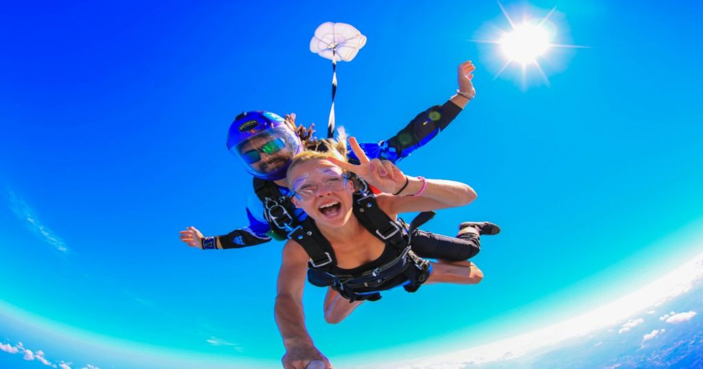 Things To in Livadia - Athens SkyDive