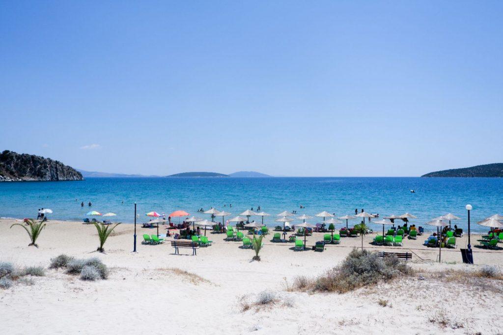 Tolo Beach Greece