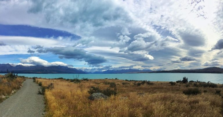 Miss Living in New Zealand - South Island