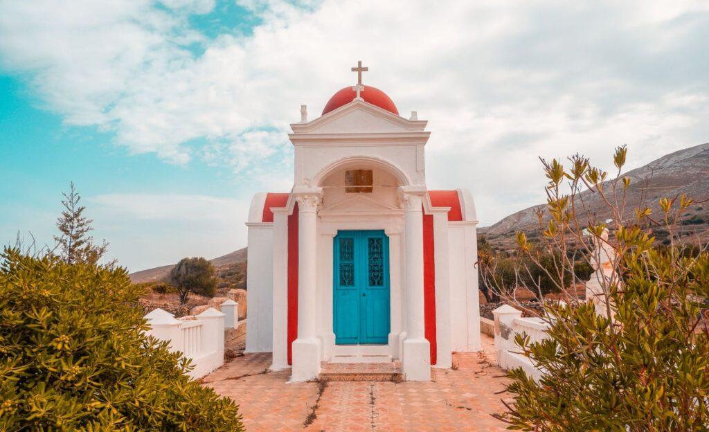 Kasos Greece Island