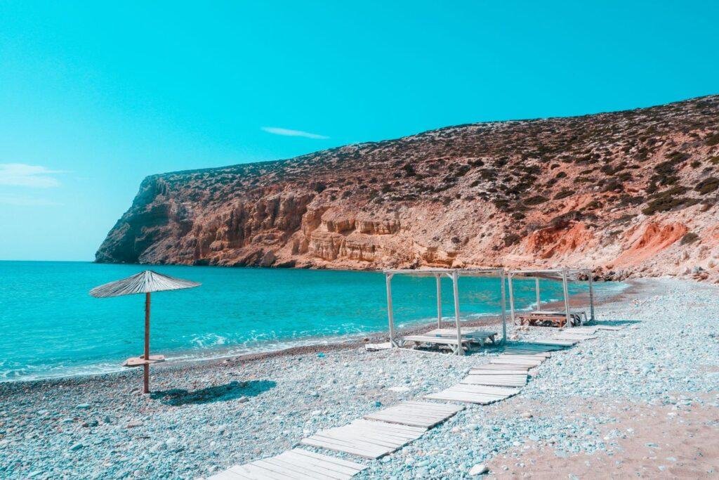 Kasos Helatros Beach