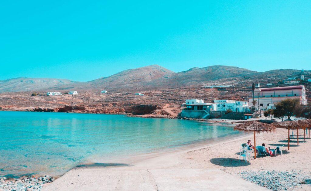 Kasos Island Beaches