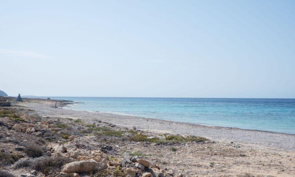 Beaches Kasos