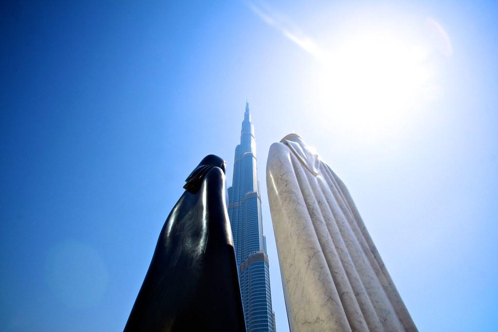 Dubai Solo Female Travel